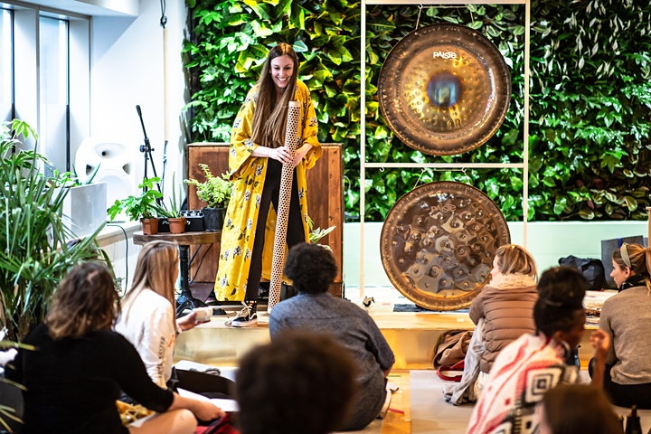SĒING Sounds | Sound Meditation with Gongs image
