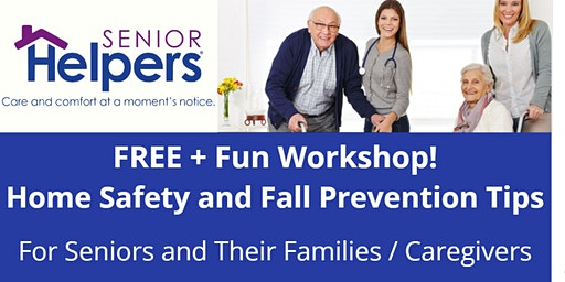 Home Safety Tips For Seniors and Fall Prevention for Elderly