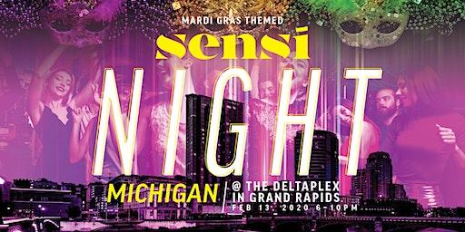 Sensi Night Michigan 2.13.20