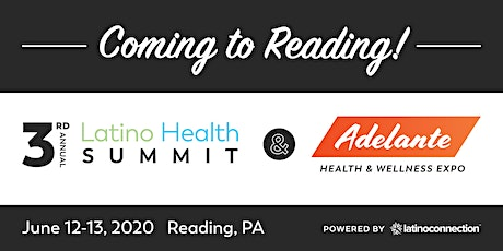 FREE ADMISSION! Adelante Health and Wellness Expo 2020 tickets