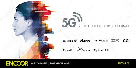 Bootcamp  5G et Villes Intelligentes au CENTECH billets