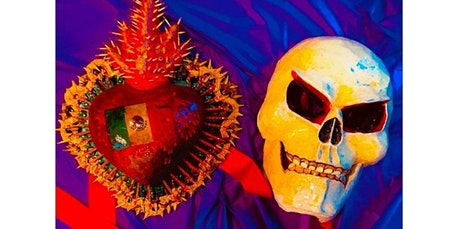 Unique! 7th Annual Hearts & Skulls Paper Mache Art Class with  acclaimed maestro: Diego Marcial Rios (05-23-2020 starts at 11:00 AM) tickets
