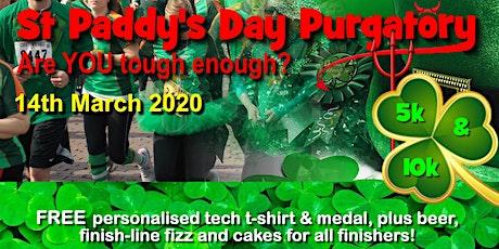 St Paddy's Day Purgatory (& a Pint!) 5km & 10km tickets