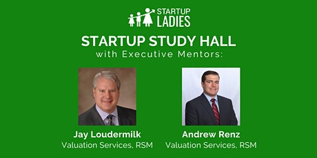 Startup Study Hall with Jay Loudermilk & Andrew Renz tickets
