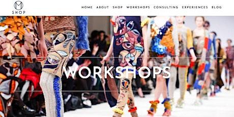 Fashion Start up Workshops tickets