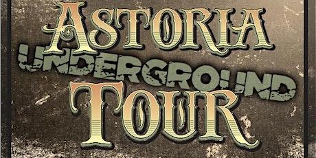Astoria Underground Tour tickets