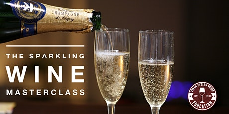 The Sparkling Wine Masterclass (including incredible Champagne!) tickets