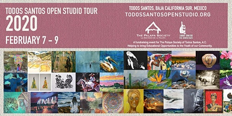 11th Annual Todos Santos Open Studio Tour tickets