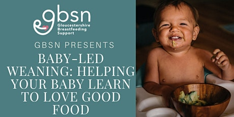 Baby-led weaning with Gill Rapley tickets
