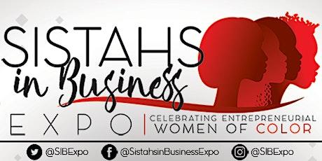 Sistahs in Business Expo 2020 - Atlanta, GA tickets