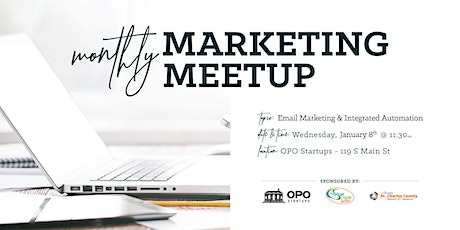 Marketing Meetup - Email Marketing & Integrated Automation Tickets