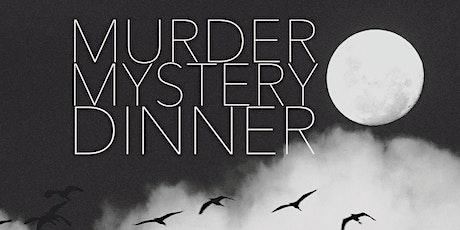 Friday October 16th Murder Mystery Dinner tickets