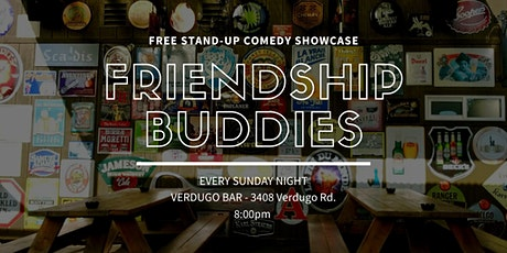Friendship Buddies Comedy Show tickets