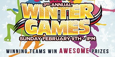 3rd Annual Winter Games With Harpoon Brewery! tickets
