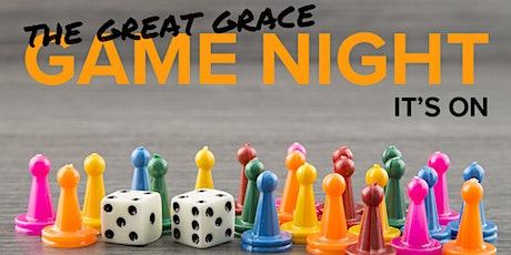Great Grace Game Night tickets