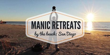 Manic By The Beach: San Diego Retreat tickets
