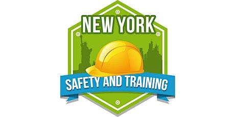 Supervisor SST - 8-hour Chapter 33 class (Bronx) - $195 - (718) 734-8400 tickets