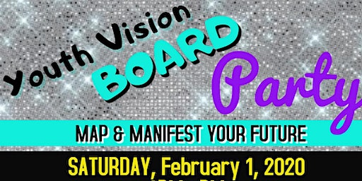 Youth Vision Board Party