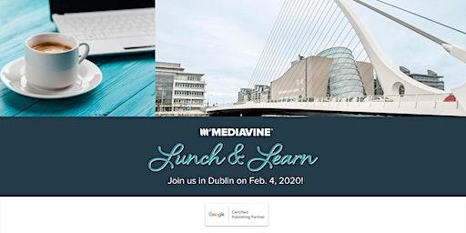 Mediavine Dublin Lunch & Learn