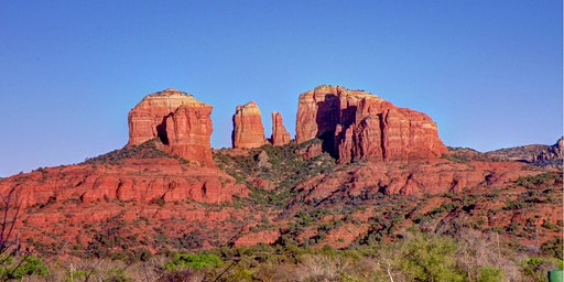 Body Flows Sedona Yoga Retreat with Red Rocks Hiking and Meditation - November 2020