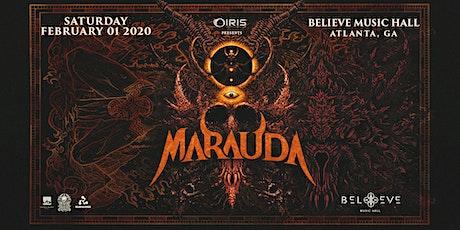Marauda FKA Mastadon    IRIS ESP101 Learn to Believe   Saturday February 1 tickets