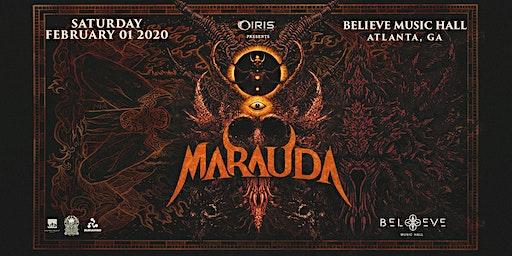Marauda FKA Mastadon    IRIS ESP101 Learn to Believe   Saturday February 1
