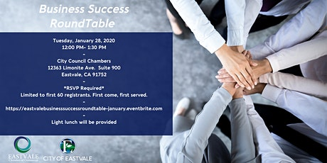 Business Success Roundtable tickets