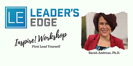 Leader's Edge March Inspire! Workshop tickets