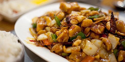 Spicy Sichuan Cuisine