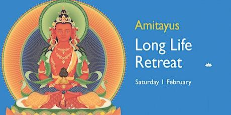 Amitayus Long Life Retreat tickets
