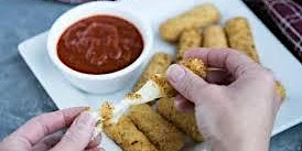 Kids Cooking Class - Mozzarella Sticks