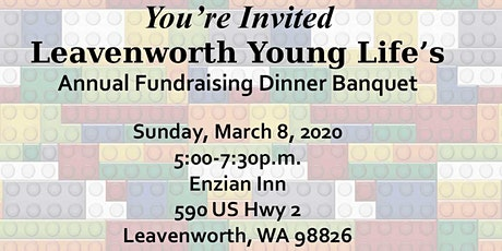 Leavenworth Younglife Annual Fundraiser tickets