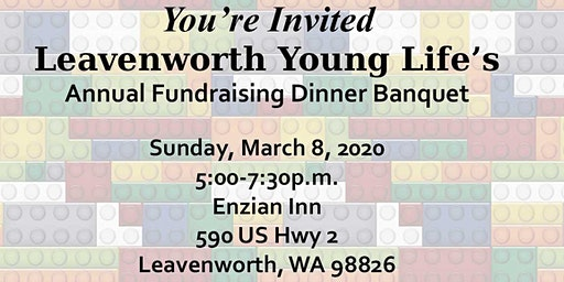 Leavenworth Younglife Annual Fundraiser