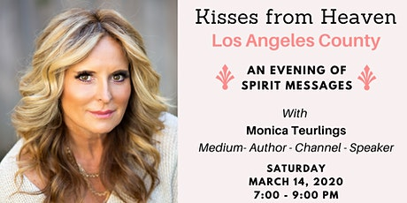 Kisses From Heaven: An Evening of Spirit Messages tickets