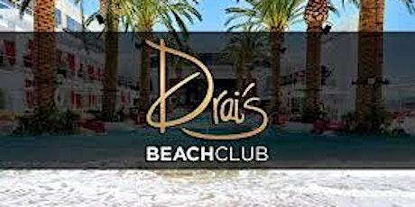 DRAIS BEACH CLUB POOL PARTY IN LAS VEGAS tickets
