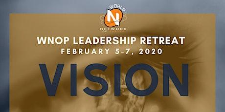 WNOP Leadership Retreat 2020 tickets