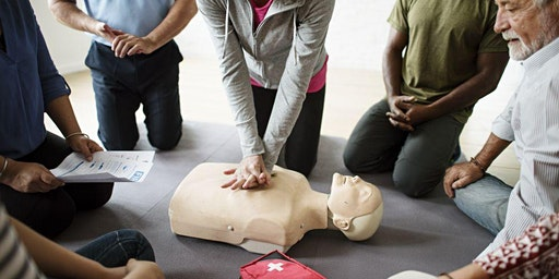 Fort Thomas Fire Dept. CPR and First Aid Class