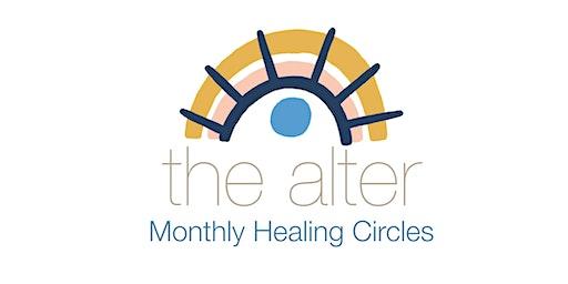 The Alter // Healing Circles