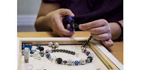 Handcrafted Jewelry Making w/ Gemology and Color Theory (06-13-2020 starts at 2:30 PM) tickets