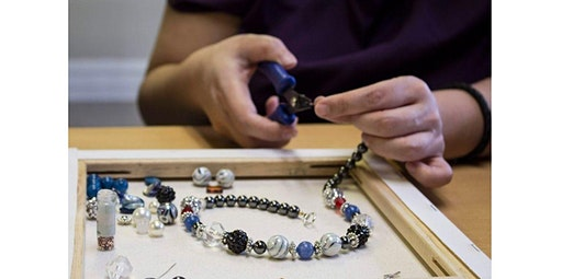Handcrafted Jewelry Making w/ Gemology and Color Theory (07-04-2020 starts at 2:30 PM)