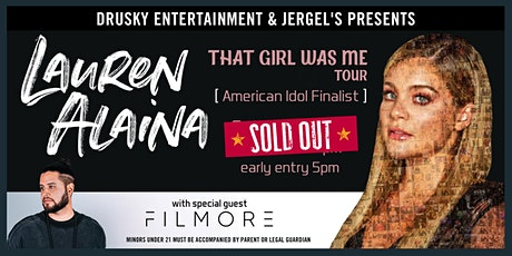 Lauren Alaina - SOLD OUT! tickets