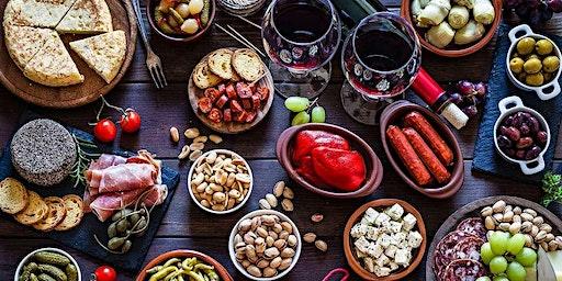 Spanish Tapas & Paella Cooking Class with Chef Matt