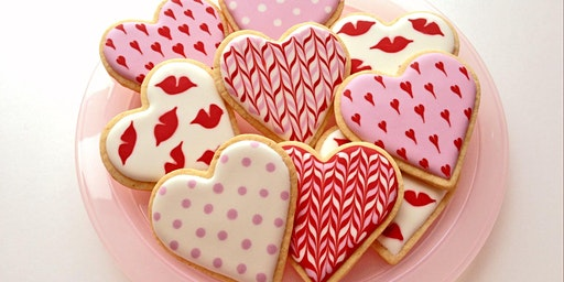 Valentine's Cookie Decorating Class