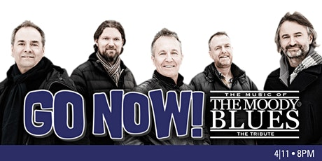 Go Now! The Music of the Moody Blues tickets