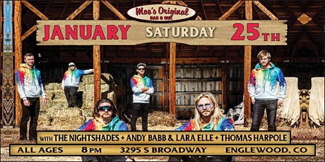 Graham Good & The Painters w/ Special Guests tickets