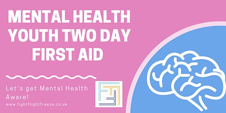 Mental Health Youth First Aid Course tickets