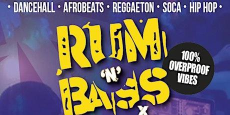 Rum N Bass X Leeds tickets