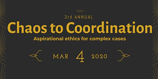 Chaos to Coordination: 3rd Annual Cross-system care coordination event