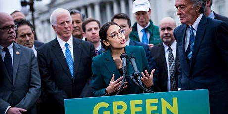 Climate Book Club: Green New Deal tickets