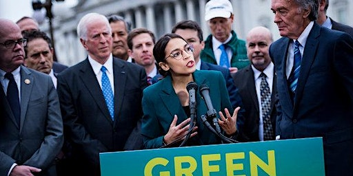 Climate Book Club: Green New Deal